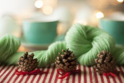 3437836-vintage-style-christmas-decorations